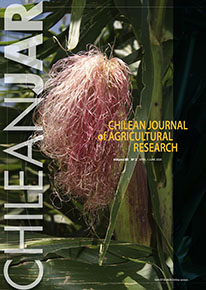 Cover CHILEANJAR Volume 80 - Issue 2